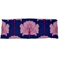 Beautiful Art Nouvea Floral Pattern Body Pillow Case Dakimakura (two Sides) by 8fugoso