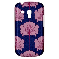 Beautiful Art Nouvea Floral Pattern Galaxy S3 Mini by 8fugoso