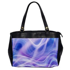Abstract Graphic Design Background Office Handbags by Onesevenart