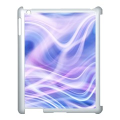 Abstract Graphic Design Background Apple Ipad 3/4 Case (white) by Onesevenart
