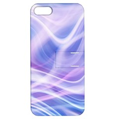 Abstract Graphic Design Background Apple Iphone 5 Hardshell Case With Stand by Onesevenart