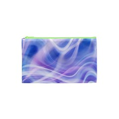 Abstract Graphic Design Background Cosmetic Bag (xs) by Onesevenart