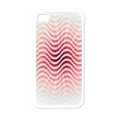 Art Abstract Art Abstract Apple Iphone 4 Case (white) by Onesevenart