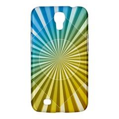 Abstract Art Art Radiation Samsung Galaxy Mega 6 3  I9200 Hardshell Case by Onesevenart