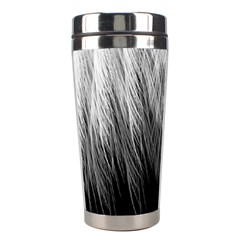 Feather Graphic Design Background Stainless Steel Travel Tumblers by Onesevenart