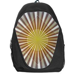 Abstract Art Art Modern Abstract Backpack Bag by Onesevenart