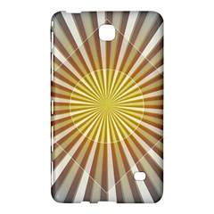 Abstract Art Art Modern Abstract Samsung Galaxy Tab 4 (7 ) Hardshell Case  by Onesevenart