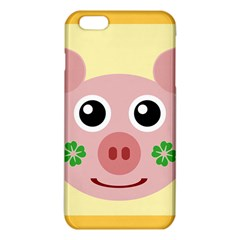 Luck Lucky Pig Pig Lucky Charm Iphone 6 Plus/6s Plus Tpu Case by Onesevenart