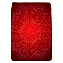 Mandala Ornament Floral Pattern Flap Covers (s)  by Onesevenart