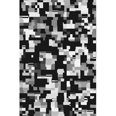 Noise Texture Graphics Generated 5 5  X 8 5  Notebooks by Onesevenart