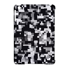 Noise Texture Graphics Generated Apple Ipad Mini Hardshell Case (compatible With Smart Cover) by Onesevenart