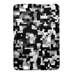 Noise Texture Graphics Generated Kindle Fire Hd 8 9  by Onesevenart