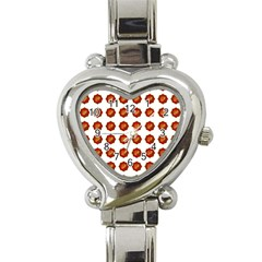 I Ching Set Collection Divination Heart Italian Charm Watch by Onesevenart