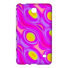 Noise Texture Graphics Generated Samsung Galaxy Tab 4 (8 ) Hardshell Case  by Onesevenart