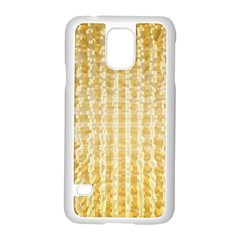Pattern Abstract Background Samsung Galaxy S5 Case (white) by Onesevenart