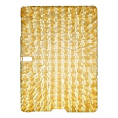 Pattern Abstract Background Samsung Galaxy Tab S (10 5 ) Hardshell Case  by Onesevenart