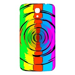 Pattern Colorful Glass Distortion Samsung Galaxy Mega I9200 Hardshell Back Case