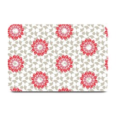 Stamping Pattern Fashion Background Plate Mats by Onesevenart
