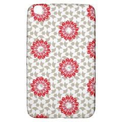 Stamping Pattern Fashion Background Samsung Galaxy Tab 3 (8 ) T3100 Hardshell Case  by Onesevenart