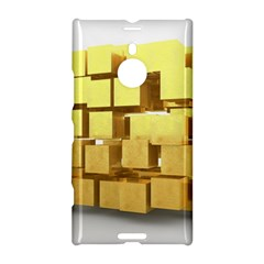 Gold Bars Feingold Bank Nokia Lumia 1520 by Onesevenart