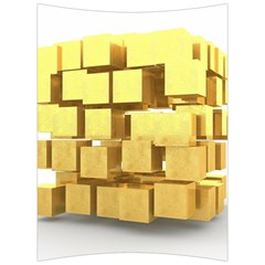Gold Bars Feingold Bank Back Support Cushion by Onesevenart