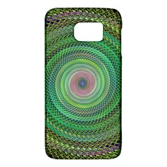 Wire Woven Vector Graphic Galaxy S6 by Onesevenart