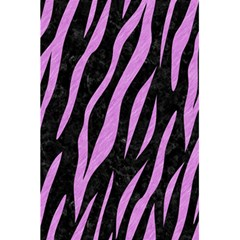 Skin3 Black Marble & Purple Colored Pencil (r) 5 5  X 8 5  Notebooks by trendistuff