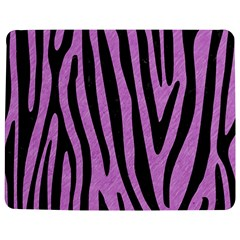 Skin4 Black Marble & Purple Colored Pencil (r) Jigsaw Puzzle Photo Stand (rectangular) by trendistuff