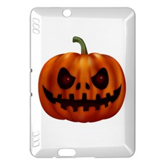 Halloween Pumpkin Kindle Fire Hdx Hardshell Case by Valentinaart