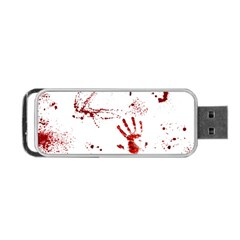 Massacre  Portable Usb Flash (two Sides) by Valentinaart