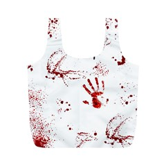 Massacre  Full Print Recycle Bags (m)  by Valentinaart