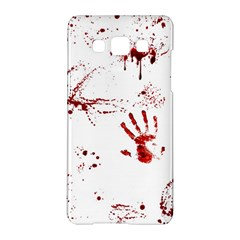 Massacre  Samsung Galaxy A5 Hardshell Case  by Valentinaart
