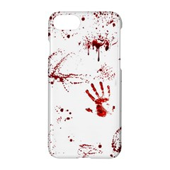 Massacre  Apple Iphone 7 Hardshell Case by Valentinaart