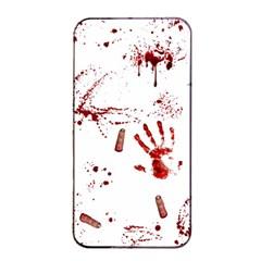 Massacre  Apple Iphone 4/4s Seamless Case (black) by Valentinaart