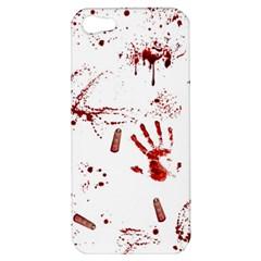 Massacre  Apple Iphone 5 Hardshell Case by Valentinaart