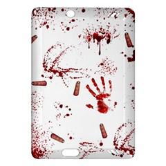 Massacre  Amazon Kindle Fire Hd (2013) Hardshell Case by Valentinaart