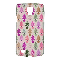 Christmas Tree Pattern Galaxy S4 Active by Valentinaart