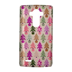 Christmas Tree Pattern Lg G4 Hardshell Case by Valentinaart