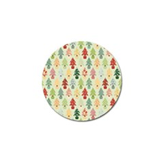 Christmas Tree Pattern Golf Ball Marker (10 Pack) by Valentinaart