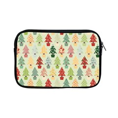 Christmas Tree Pattern Apple Ipad Mini Zipper Cases by Valentinaart