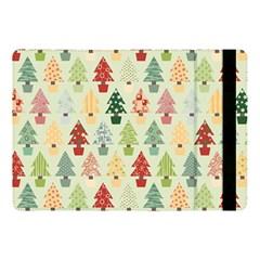 Christmas Tree Pattern Apple Ipad Pro 10 5   Flip Case by Valentinaart