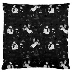 Christmas pattern Large Cushion Case (One Side)