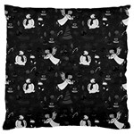 Christmas pattern Large Flano Cushion Case (Two Sides)