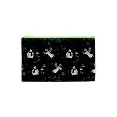 Christmas pattern Cosmetic Bag (XS)