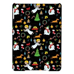 Christmas Pattern Ipad Air Hardshell Cases by Valentinaart