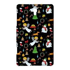 Christmas Pattern Samsung Galaxy Tab S (8 4 ) Hardshell Case  by Valentinaart