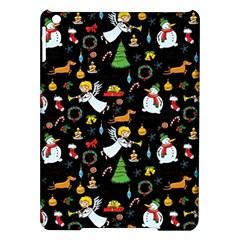 Christmas Pattern Ipad Air Hardshell Cases by Valentinaart