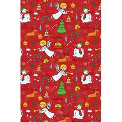 Christmas Pattern 5 5  X 8 5  Notebooks by Valentinaart