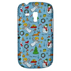Christmas Pattern Galaxy S3 Mini by Valentinaart