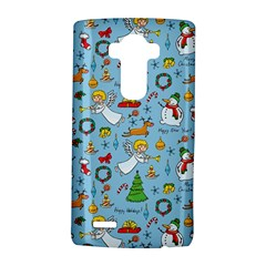 Christmas Pattern Lg G4 Hardshell Case by Valentinaart